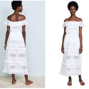 Kisuii - Off Shoulder Maxi Dress NWT